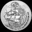 2019 Rwanda Nautical Ounce Series Victoria 1 oz Silver Mint Sealed BU Coin
