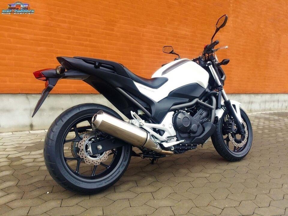 Honda, NC 700 SA, ccm 700