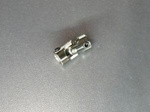 6mm x 6mm steering shaft joint coupler stepper dc motor for Stepper motor rc car