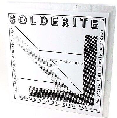 Solderite Soldering Pad Board Hard 150mm x 150mm