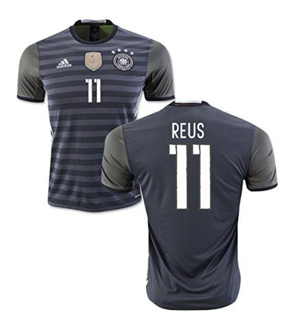 Trikot Adidas DFB 2016-2018 Away - Reus 11  Fußball EM Deutschland