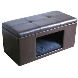 Sensational Details About Pet Bed Bench Ottoman Dog Cat Supplies Products Accessories Home Furniture Sale Frankydiablos Diy Chair Ideas Frankydiabloscom