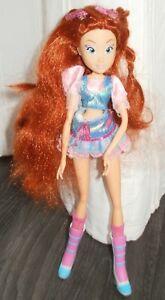 Mattel Winx Club Doll Puppe Fairy Fee Season 4 Bloom Believix Ebay