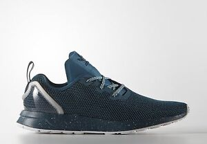 0f780a9b3f0a6 Image is loading Adidas-Originals-ZX-Flux-ADV-ASYMMETRICAL-Shoes-Men-