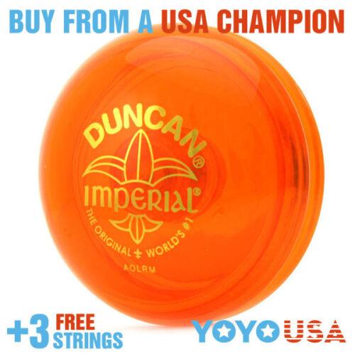 Orange STRINGS Duncan Imperial Yo-Yo YoYo WINTER SALE