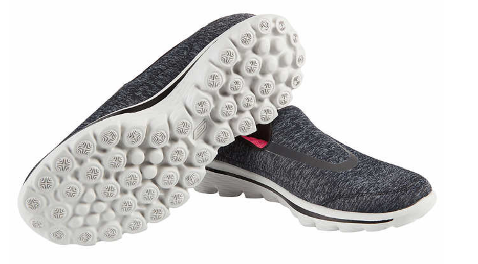 Skechers Performance Women's Go Walk Walking Shoes Size 9 Charcoal 001