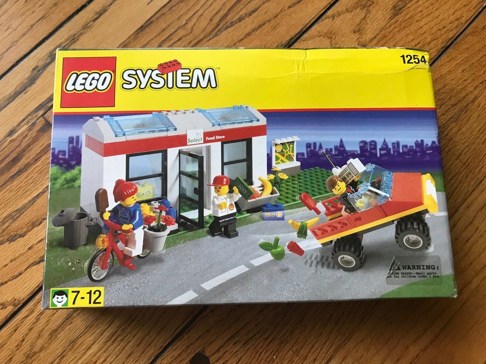 BRAND NEW Lego Shell Convenience Store 1254