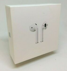 9 10 Apple Airpods With Charging Case And Box White Generation