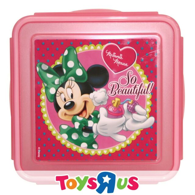 Minnie Mouse Snap Sandwich Container