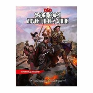 Dungeons & Dragons Sword Coast Adventure Guide (DDN) - Brand New & Sealed