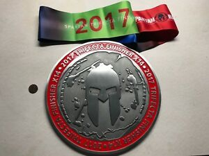 da632ff97262 Image is loading 2017-Reebok-Spartan-Race-14X-Trifecta-Medal