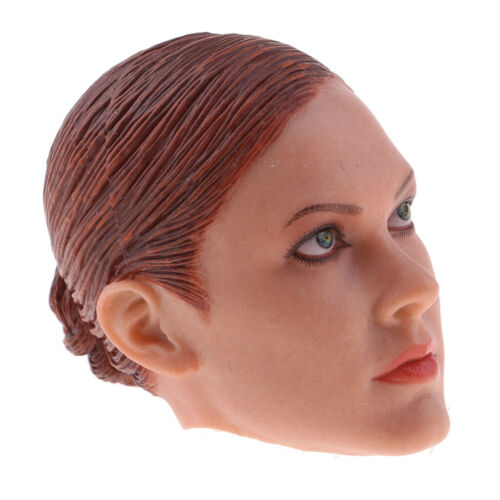 1//6 Seamless Female Body Head Sculpt Carving Model for Phicen Kumik Doll #1