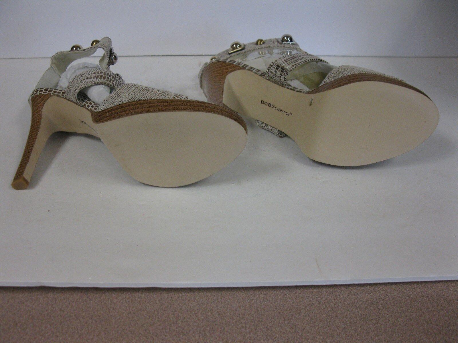 BCBGeneration Women's shoes Size 9.5M 9.5M 9.5M Taina High Heels Zipper 6a22cb