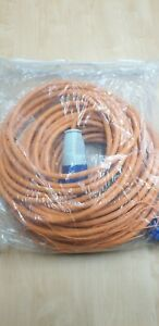 25m v 16 amp electrical hook-up heavy duty extension lead