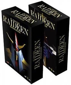 10-Dvd-x-2-Box-Cofanetto-IL-PRODE-RAIDEEN-THE-BRAVE-Ediz-Deluxe-serie-completa