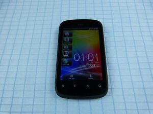 Original-HTC-Explorer-A310e-Schwarz-Ohne-Simlock-TOP-ZUSTAND-Einwandfrei