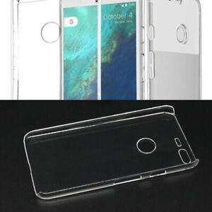 Pour-Google-Pixel-XL-2016-Telephone-Etui-Ultra-Fin-Rigide-Transparent-Housse