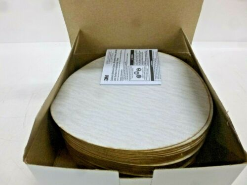 "Box Of 50 P150 Grit NEW! 3M NX Hook And Loop Paper Abrasive 6/"" Discs"