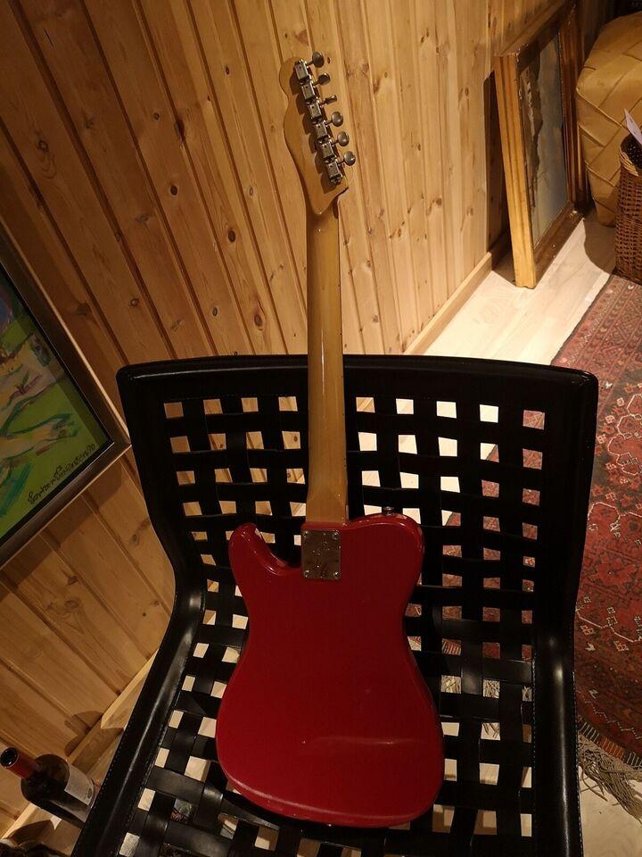 Elguitar, Fender (US) Bullet S-1