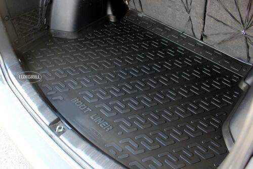 N PREMIUM Gummi-Kofferraumwanne mit Antirutsch 3D für Honda CRV CR-V 2012-2017