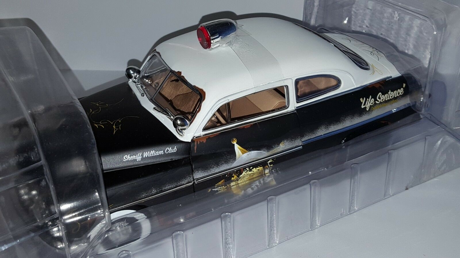 1 18 ERTL AMERICAN MUSCLE 20th ELITE EDITION EDITION EDITION 1949 MERCURY COUPE RAT ROD rd 389580