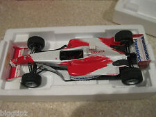 TOYOTA PANASONIC F1 FORMULA 1 PROMO CAR 1:18 DIE CAST MINICHAMPS 1 of 5002