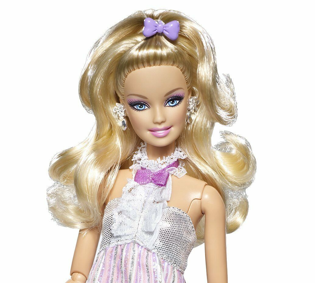 BARBIE FASHIONISTA ARTICULADA SWAPPIN STYLES WAVE 2 DEL 2015 MODELO SWEETIE