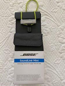 BOSE-SoundLink-Mini-Bluetooth-Speaker-Travel-Bag-in-Gray