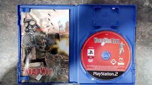 World-War-Zero-Ironstorm-Playstation-2-Pal-Complet