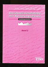 Betriebswirtschaftslehre mit Rechnungswesen Band 2  Blank Hahn Hagel Meyer 2004