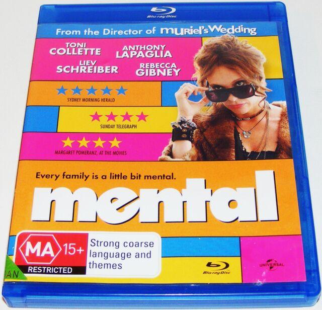 Mental-- (Blu-ray, 2013)