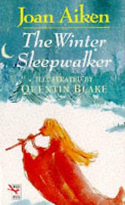 The Winter Sleepwalker by Aiken, Joan, Acceptable Book (Paperback) Fast & FREE D