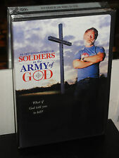 Soldiers in the Army of God (DVD) HBO Documentary Fikm! BRAND NEW!