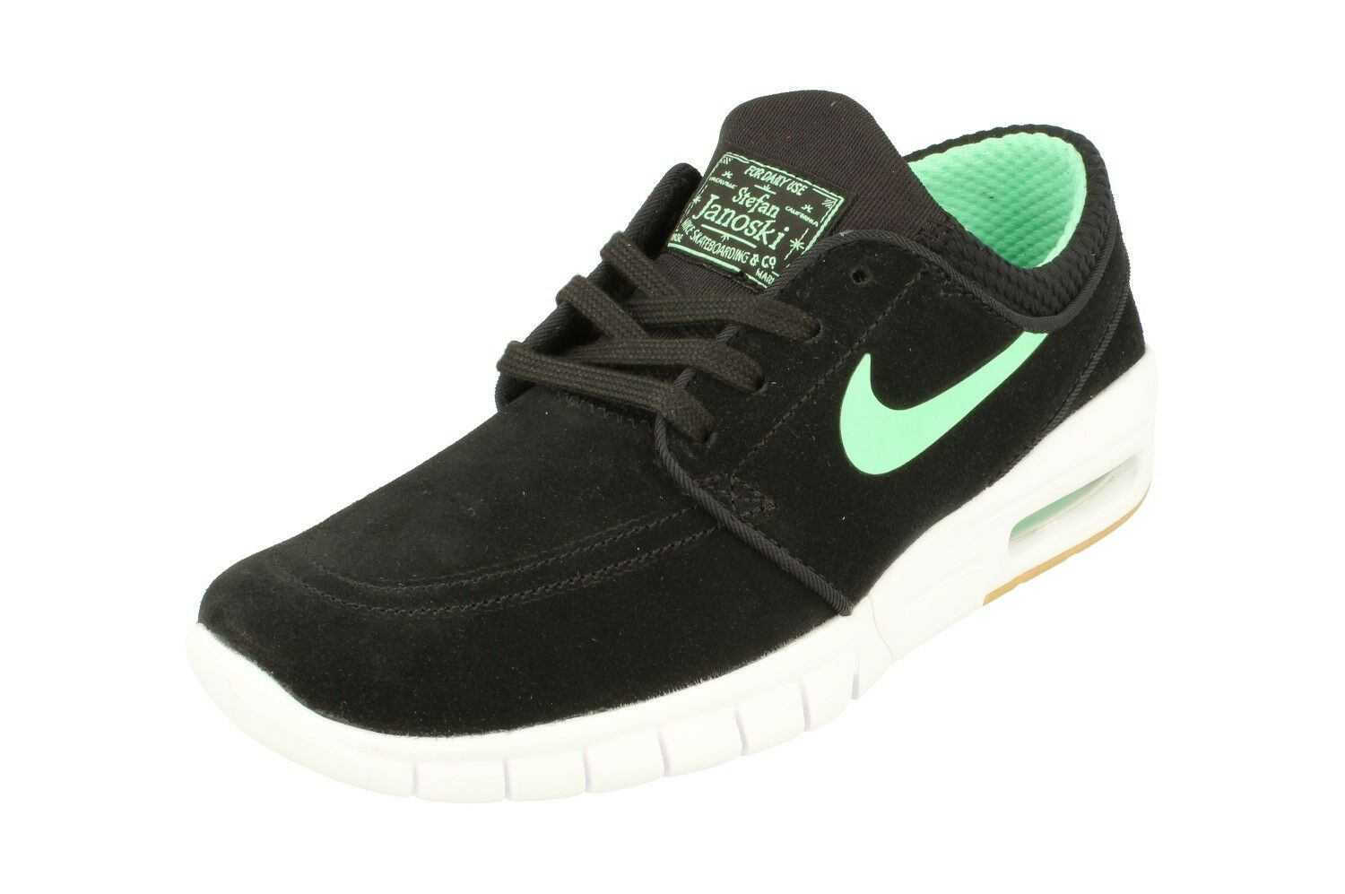 huge discount 8ebbd bcee6 ... reduced nike sb stefan janoski max l 685299 mens trainers 685299 l  sneakers shoes 039 6a7d77