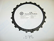 "C4 C5 65-81 .078/"" Direct Borg Warner 16311AM Transmission Friction"