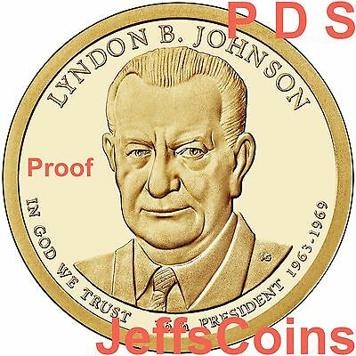 ✯ 2015 Lyndon Johnson Coin /& Chronicles Set Reverse Proof AX4 Presidential B ✯