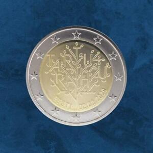 Estland-100-Jahre-Frieden-von-Tartu-2-Euro-2020-unc