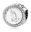 Bless-Cross-Silver-Charms-Ciondoli-Pendant-Bead-For-S925-Bracelet-Chain-Bangle miniatura 6