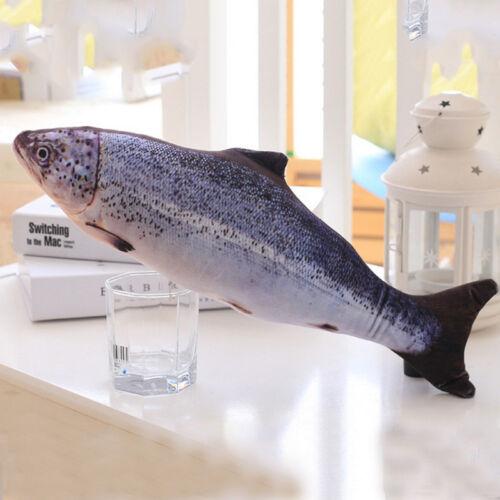 Pet Cat Fish Shape Mint Catnip Grass Chewing Play Catnip Gifts Scratch Toys Fun
