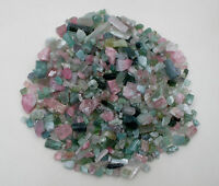 Tourmaline Crystal Rough Gem Mix Parcel Over 500 Carats