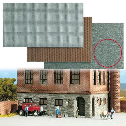 25x14cm rupture Pierre-Mur Busch 7403 Piste h0 prix de base 1 mètres carrés = 129,41 euros