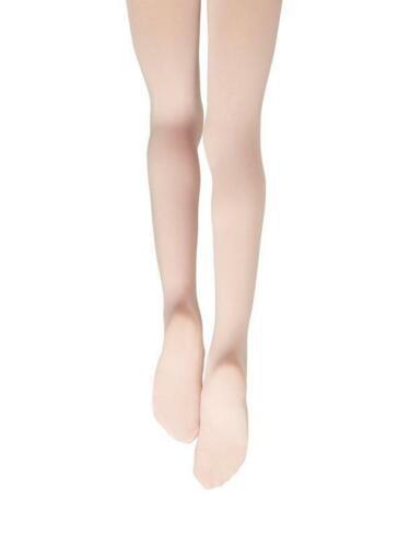 CAPEZIO da donna Studio pagano Balletto Collant V1882 Rosa