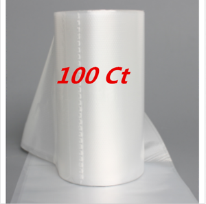 Details about 100 Strong 8 Gallon Commercial Kitchen Trash Bag 8 Gal  Garbage Bag Yard Clear