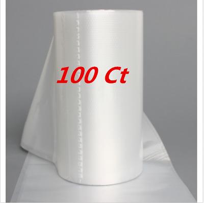 100 Strong 8 Gallon Commercial Kitchen Trash Bag 8 Gal Garbage Bag Yard  Clear | eBay