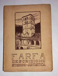 L' Abbazia di Farfa. Descrizione storico-artistica- D. Ippolito Boccolini, 1932