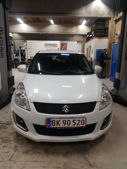 Suzuki Swift, 1,2 Dualjet Exclusive, Benzin, 2014, km…