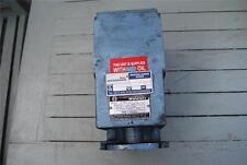 BOSCH REXROTH GEAR REDUCER 3-842-519-003 M INPUT MAX=3.9 Nm i=49.23