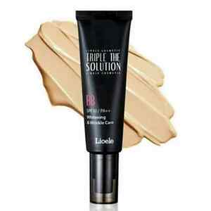 Lioele-Triple-The-Solution-BB-Cream-SPF30-PA-50ml-Foundation-FREE-TRACKING