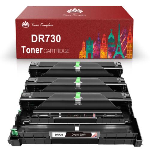 DR730 Drum TN760 TN730 Toner For Brother DCP-L2550DW MFC-L2710DW MFC-L2730DW LOT