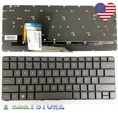 NEW OEM Keyboard US Backlit HP Spectre X360 13-4000 13-4100 13-4200 13T-4000